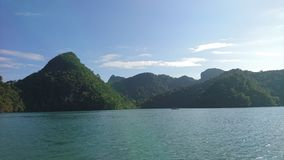 Pulau Dayang Bunting & x28;Pregnant Maiden Island& x29; Stock Photography