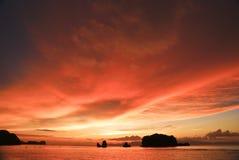 pulau de 3 langkawi image stock