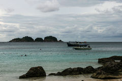 Pulau redang, malaysia Stock Images
