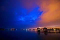 Pulau Ubin Singapur Stockbilder
