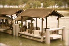 Pulau Ubin Royalty Free Stock Image