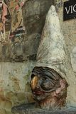 Pulcinella Στοκ φωτογραφίες με δικαίωμα ελεύθερης χρήσης
