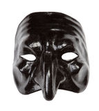 Pulcinella mask Royalty Free Stock Images