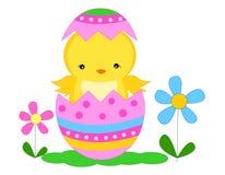 Pulcino di Pasqua royalty illustrazione gratis