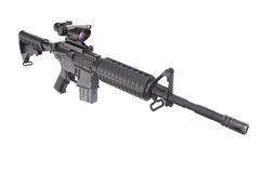 Puledro M4A1 Immagini Stock Libere da Diritti