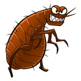 pulga Fotografia de Stock