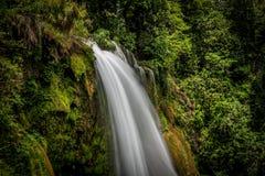 Pulhapanzak瀑布在洪都拉斯- 1 库存图片