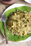 Puli sadam is rice based dish from Tamilnadu Stock Image