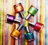 Pulimento de clavo Foto de archivo libre de regalías