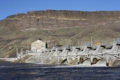 Pulisca l'idroelettricità Fotografia Stock Libera da Diritti