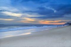 Pulisca la spiaggia Fotografie Stock Libere da Diritti