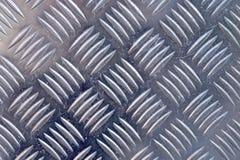 Pulisca la struttura del fondo del metallo Immagine Stock Libera da Diritti