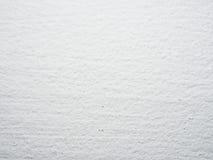 Pulisca la superficie intonacata bianco Fotografia Stock Libera da Diritti