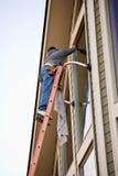 Pulitore di finestra/rondella Immagine Stock Libera da Diritti