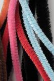 Pulitori di tubo di colore Immagini Stock