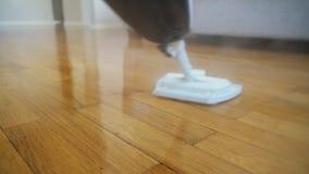 Pulitura del pavimento archivi video