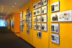 Pulitzer Wall Stock Photography