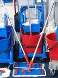 pulizia Fotografia Stock