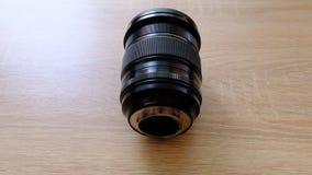 Pulizia dell'ottica della macchina fotografica archivi video
