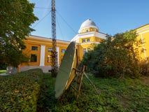 Pulkovo obserwatorium Obraz Royalty Free