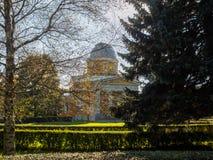 Pulkovo obserwatorium zdjęcie royalty free