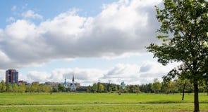 Pulkovo-Park Stockfoto