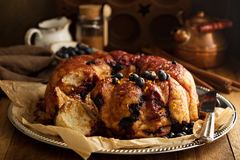 Pull apart monkey bread royalty free stock photography