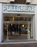 Pull & Bear Royalty Free Stock Photography