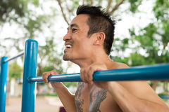 Pull-ups Royalty Free Stock Photos