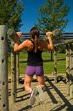 Pull ups Stock Images