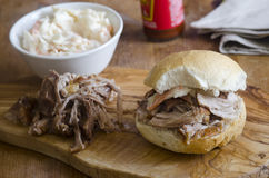 Pulled pork Royalty Free Stock Photography