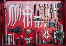 Puller set Stock Image