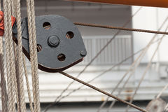 Pulley Stock Image