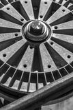Pulley Wheel Abstract Royalty Free Stock Photo