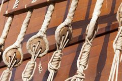 Pulleys Stock Images