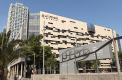 Pullman Barcelona Skipper Hotel Royalty Free Stock Photography