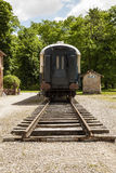 Pullman, rail wagon Stock Photography