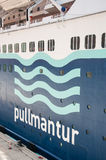 Pullmantur Cruise Line Royalty Free Stock Images