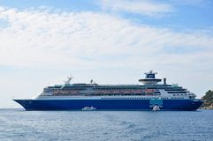 Pullmantur Sovereign Royalty Free Stock Image