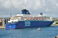 Pullmantur Zenith Royalty Free Stock Photography