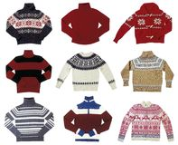 Pullover Stock Image