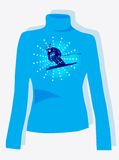 Pullover design Stock Photo