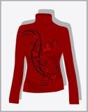 Pullover design Stock Photo