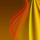 Pulmões abstratos, cortinas de ar. Fotos de Stock