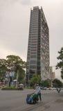 Pulmanowski Centre w Chi minh mieście Ho Zdjęcia Royalty Free
