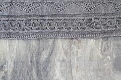 Puloweru i kamienia tło Obrazy Stock
