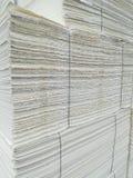 Pulpe de papier emballée photos libres de droits