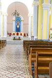 Pulpit Cathedral of Grenada Nicaragua Stock Photography