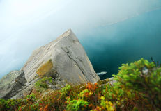 Pulpit Rock, Norway Stock Photography