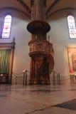 Pulpit in Santa Maria Novella, Florence Royalty Free Stock Photos